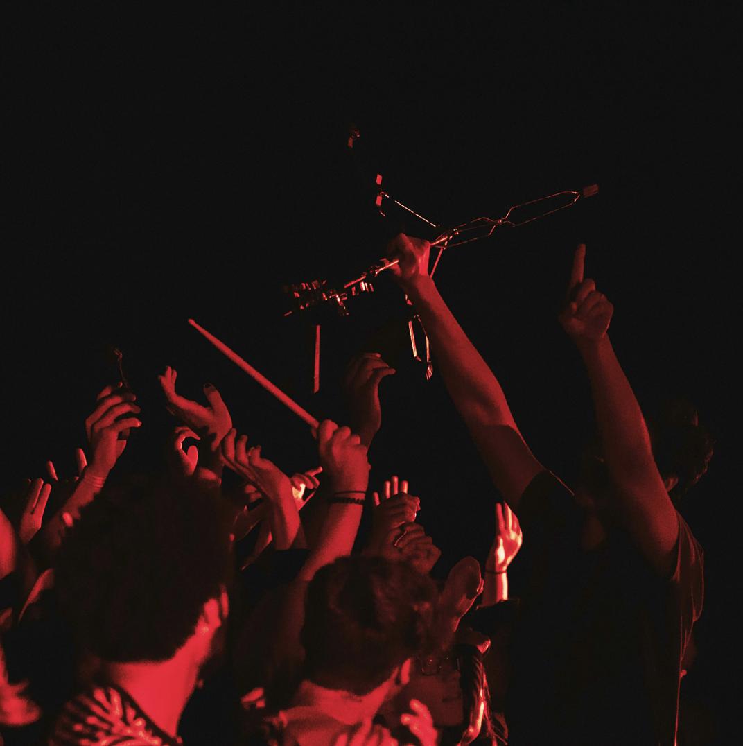CAR SEAT HEADREST lanzará nuevo álbum en vivo en MUSICA.  Chicas Rockeras!