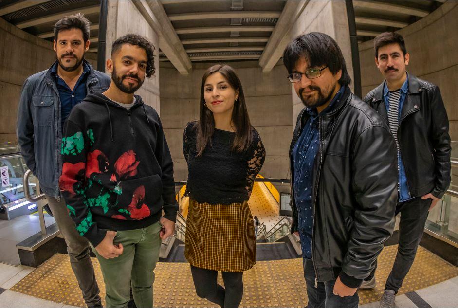 El grupo chileno C.o.n.e.j.o. está de regreso con su nuevo single La niña