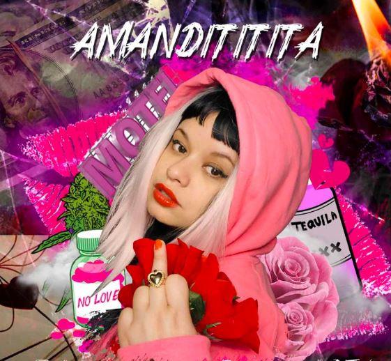 AMANDITITITA, la reina de la anarcumbia, regresa al centro de la CDMX