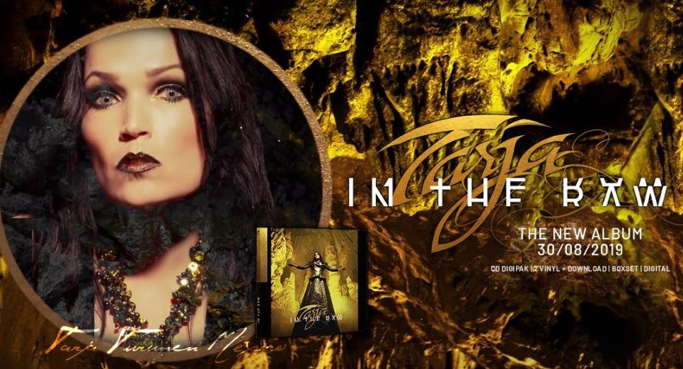 Tarja Turunen regresa con disco bajo el brazo y anuncia gira en nuestro país.