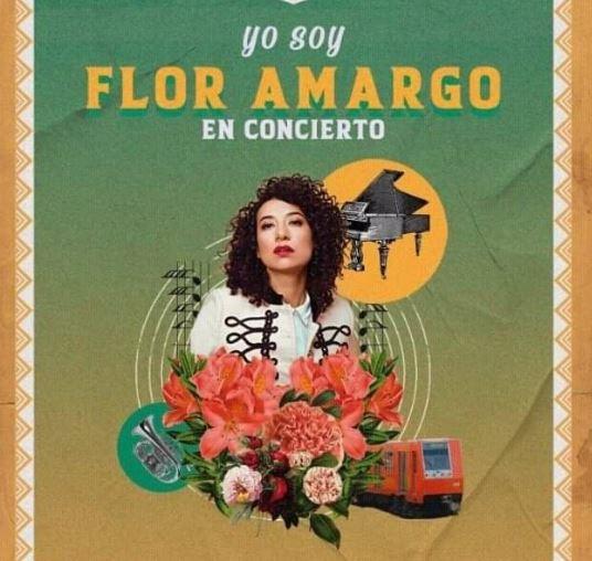 Flor Amargo llega al Metropólitan en EVENTOS.  Chicas Rockeras!