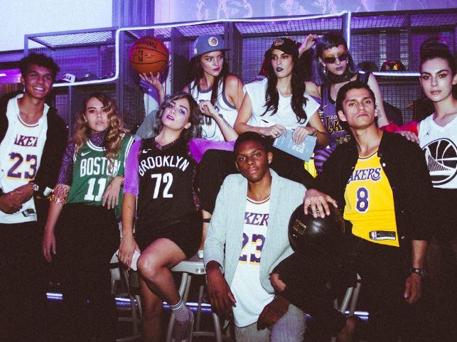 NBA FASHION, moda y estilo de vida