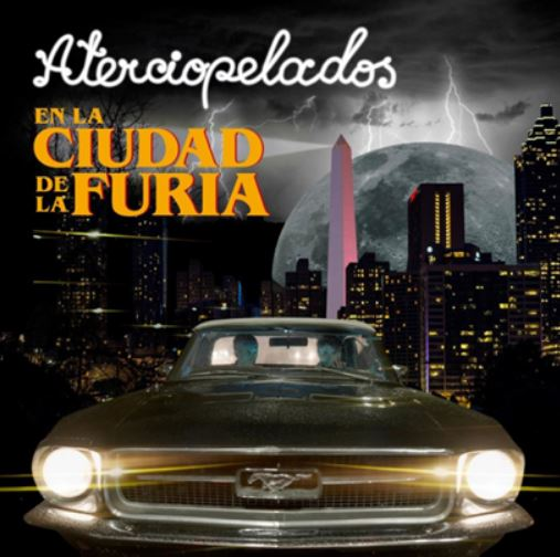 ATERCIOPELADOS PRESENTA 'EN LA CIUDAD DE LA FURIA'