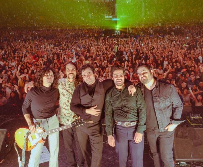 ENJAMBRE con una noche mágica de rock en el Palacio en EVENTOS.  Chicas Rockeras!