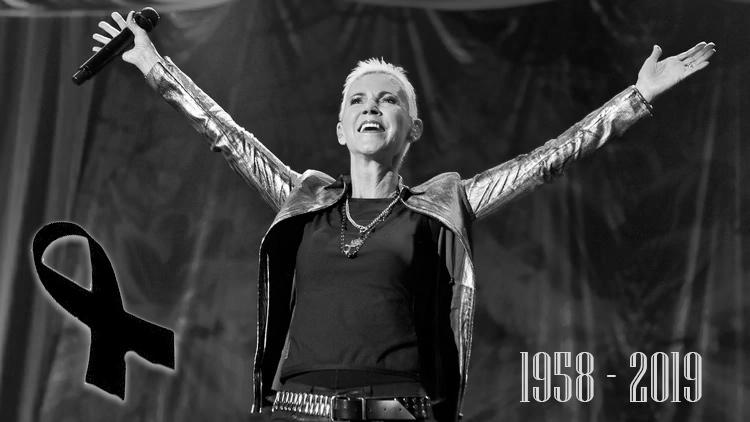 Fallece Marie Fredriksson, vocalista del grupo Roxette