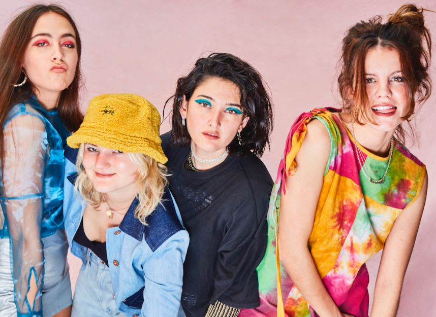 HINDS ANUNCIA NUEVO ÁLBUM THE PRETTIEST CURSE en MUSICA.  Chicas Rockeras!