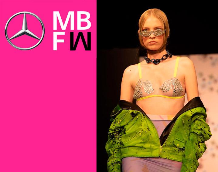 Este fin de semana se vivirá la experiencia de la primera edición digital del Mercedes-Benz Fashion...