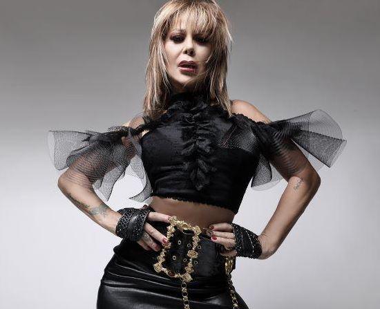 Alejandra Guzmán se une a la Segunda Temporada de 'El Juego de Las Llaves' en ENTRETENIMIENTO.  Chicas Rockeras!