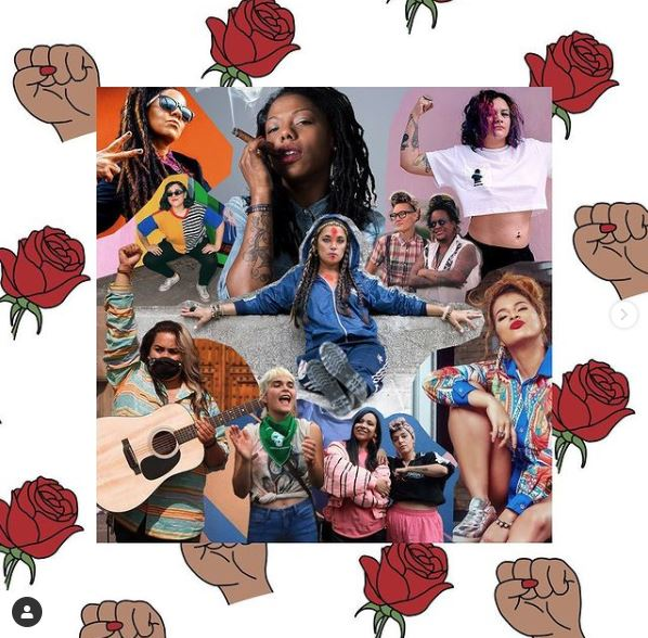 MUJERES MÚSICAS se unen en Festival Virtual gratuito contra el feminicidio