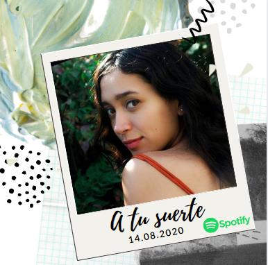 Laura Rubio le da vida a un corazón roto en el video musical de 'A Tu Suerte' en MUSICA.  Chicas Rockeras!