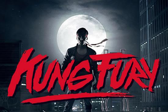 KUNG FURY, homenaje a las películas de acción de los 80´s en CINE.  Chicas Rockeras!